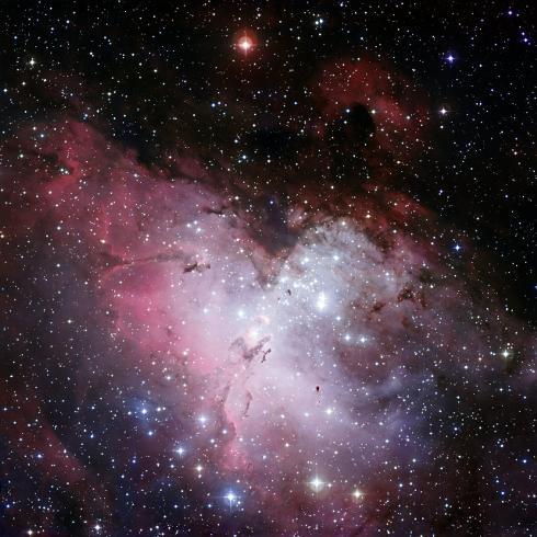 nebulosa-aquila-immagine-foto