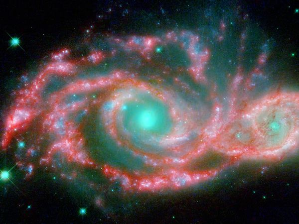 NGC-2207-IC-2163-galassie-fusione