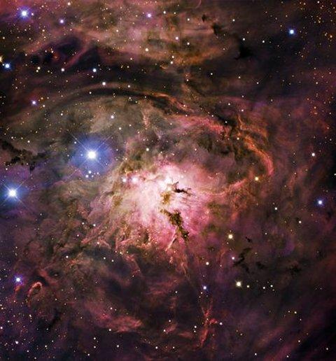Nebulosa-Laguna-messier8-foto-spazio