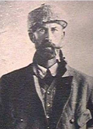 Percy-Harrison-Fawcett-foto-pic-immagine