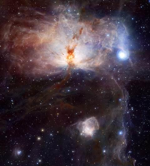 Survey-Telescope-foto-Nebulosa-Fiamma-telescopio
