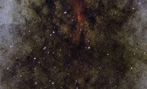 Survey-Telescope-foto-via-lattea-sagittario-telescopio
