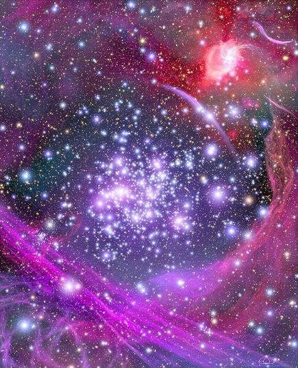 ammasso-stellare-arches-foto