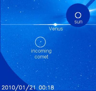 cometa-scontro-sole-foto-pic-immagine