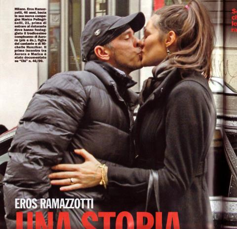 eros-ramazzotti-marica-pellegrini-bacio-foto