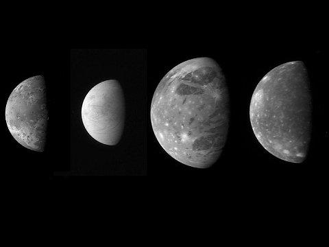 io-europa-callisto-ganimede-lune-galileo-galilei-pianeti-medicei