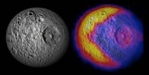 mimas-luna-satellite-saturno-pacman