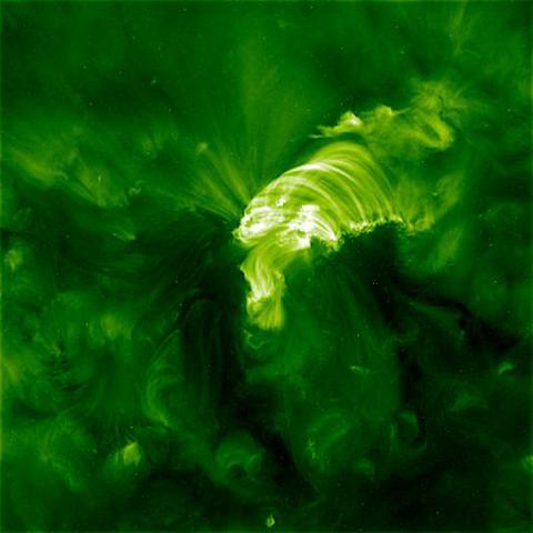 plasma-eruzione-solare-foto