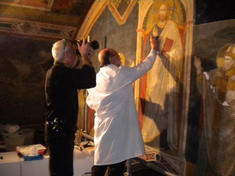 sergio-fusetti-restauro-ponteggi-basilica-superiore-assisi