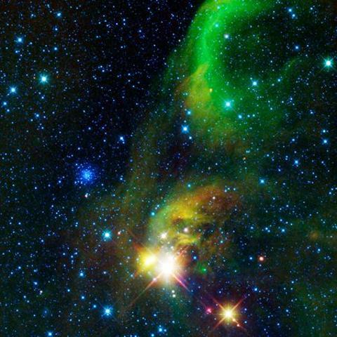 wise-telescopio-ammasso-globulare-foto