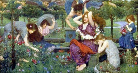 john_william_waterhouse_54_flora_and_the_zephyrs