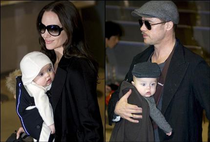 Brad-Pitt-Angelina-Jolie-Knox-Leon-Vivienne-Marcheline-star