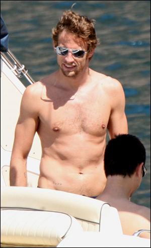 Jenson-Button-portofino-vacanza