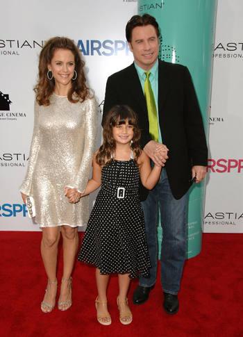 John-Travolta-Kelly-Preston-figlia-