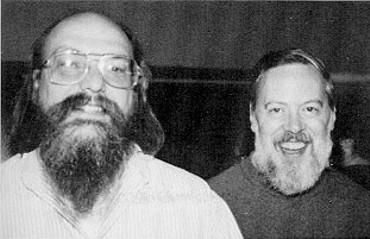 Ken-Thompson-Dennis-Ritchie-unix