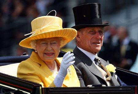 La-Regina-con-il-principe-Filippo
