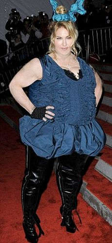 Madonna-balena