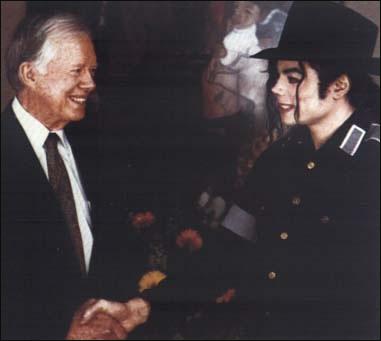 Michael-jackson-President-Jimmy-Carter