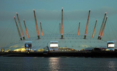 O2-Arena-Greenwich-londra-jackson-tour