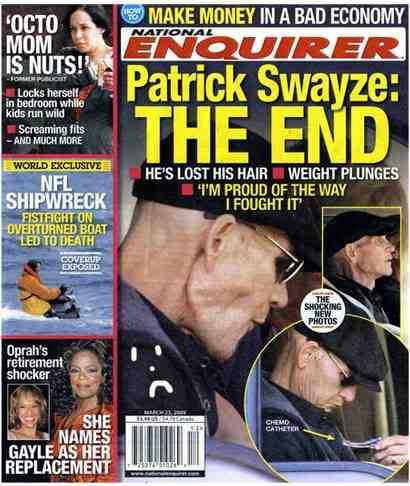 Patrick-Swayze-NationalEnquirer-copertina