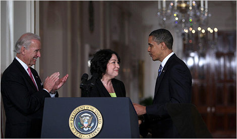 Sonia-Sotomayor-corte-suprema-barack-obama