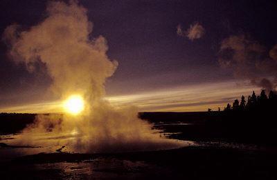 Yellowstone-parco-geyser