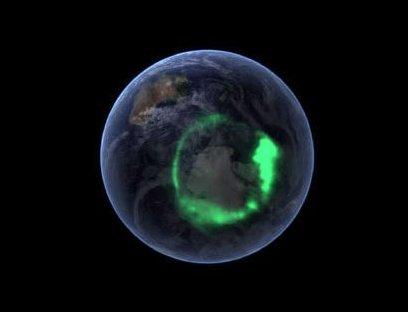 aurora-australe-dallo-spazio