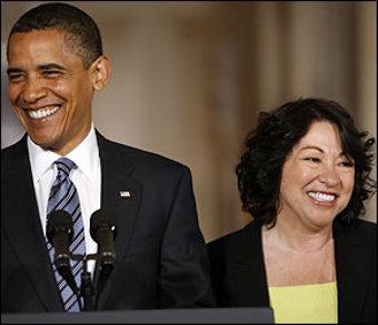 barack-obama-Sonia-Sotomayor-from-the-block