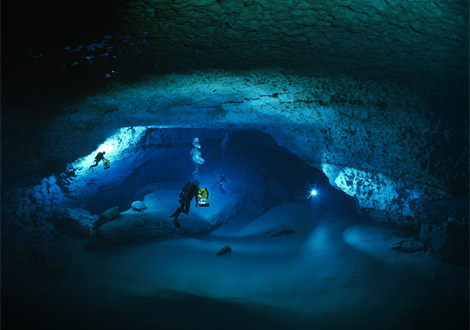 cave-diving-florida-grotta