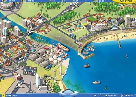 clim-city-schermata-video-gioco