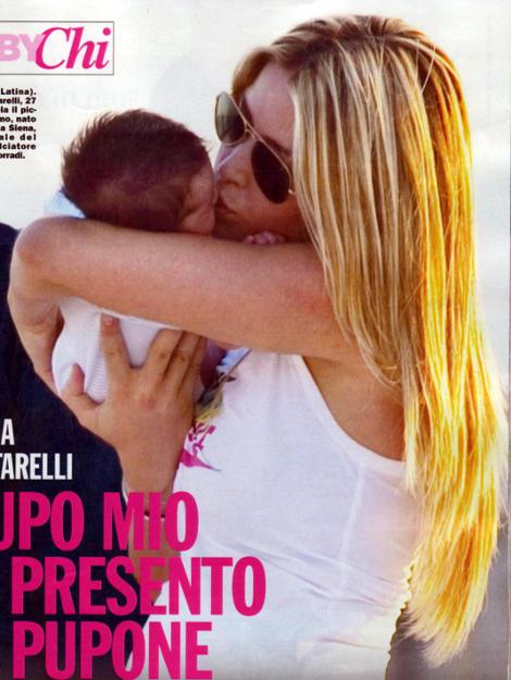 elena-santarelli-piccolo-giacomo-figlio
