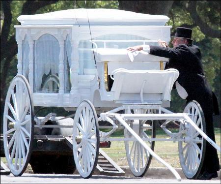goodbye-Michael-carrozza-bianca