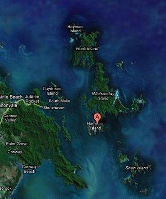 hamilton-isola-guardiano-lavoro-offerta-barriera-corallina