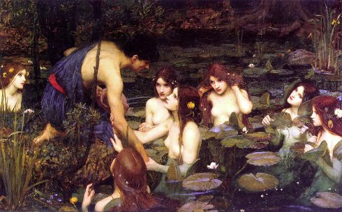 john-william-waterhouse-hylas-and-the-nymphs-1896