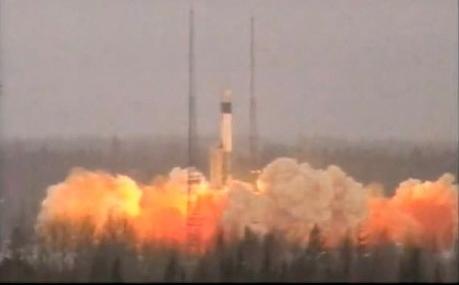 lancio-goce-Plesetsk-mosca-2009-satellite-campo-gravitazionale