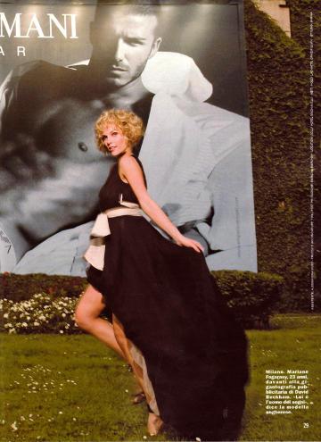 modella-ungherese-Marianne-Fogarasy-incontri-con-david-beckham