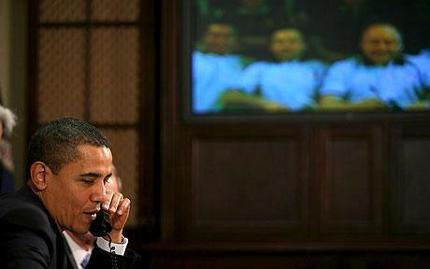 obama-videochiamata-astronauti-iss-stazione-spaziale-internazionale