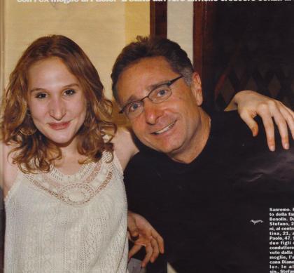 paolo-bonolis-con-la-figlia-Martina