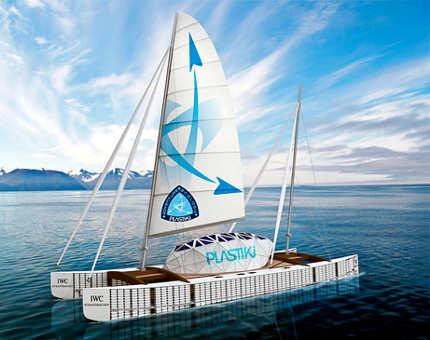 plastic-boat-imbarcazione-plastica-plastiki