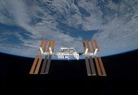 stazione-spaziale-internazionale-orbitante