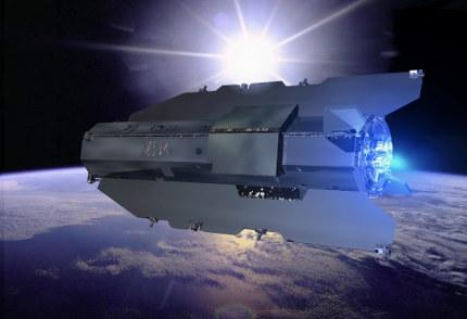 una-ricostruzione-del-sofisticatissimo-satellite-goce