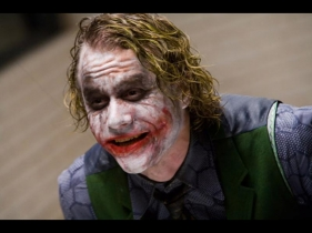 joker ledger batman cavaliere oscuro