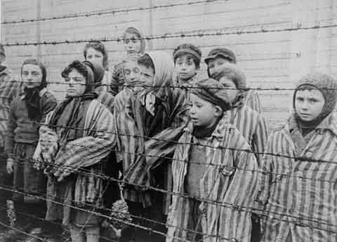 Auschwitz-children-bambini-nazista