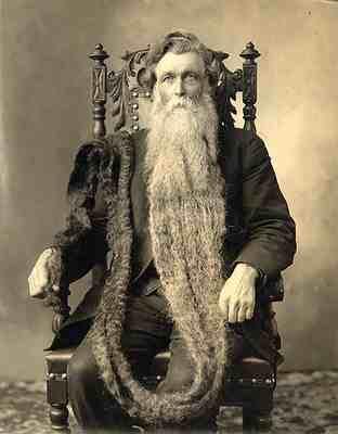 barba-più-lunga-del-mondo-guinness-primati-Hans Langseth-Norvegia