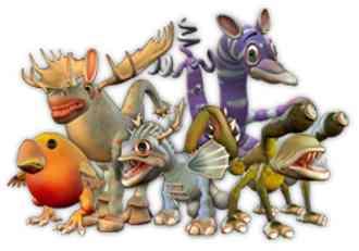 creature-spore-protagonisti