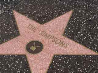 Simpsons_Hollywood_Walk_of_Fame