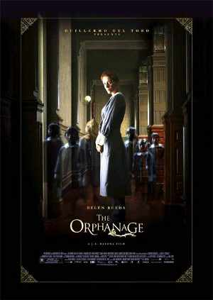 the-orphanage-locandina-poster-Juan-Antonio-Bayona-Guillermo-del-Toro