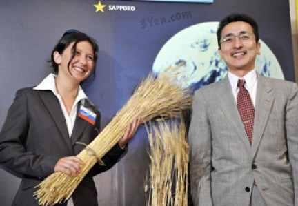 SpaceBeer-birra-Boris-Morukov-Junichi-Ichikawa-Manabu-Sugimoto-orzo-Sapporo