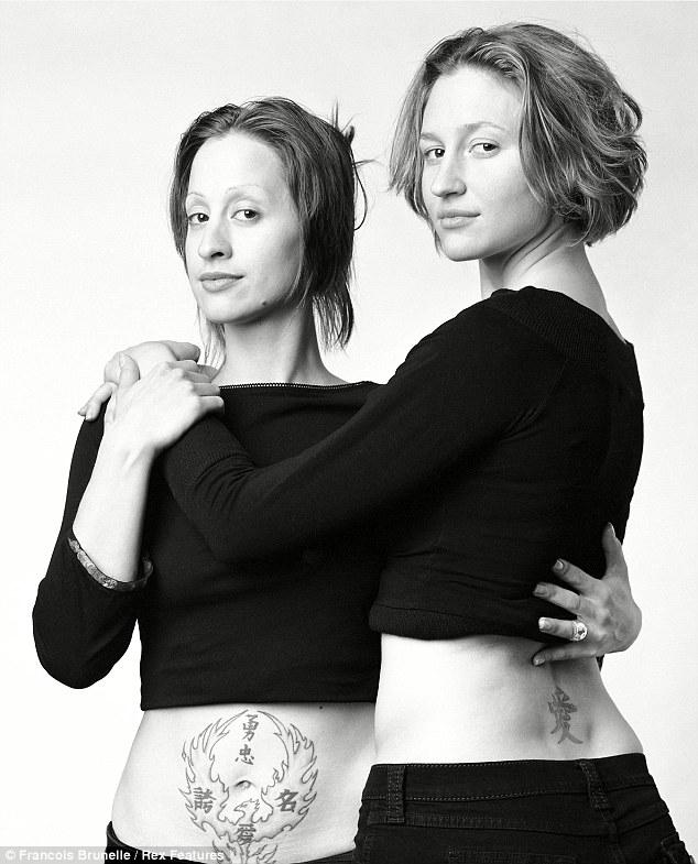 foto-gemelli-sosia-Francois-Brunelle