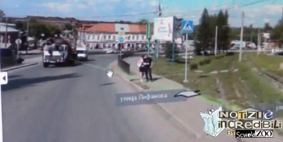 Google Street View -yandex-tradimento-fidanzata
